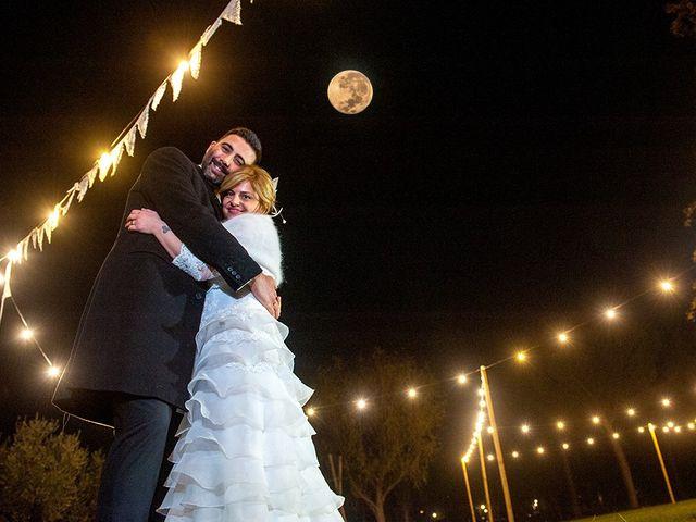 le nozze di Flavia e Massimo
