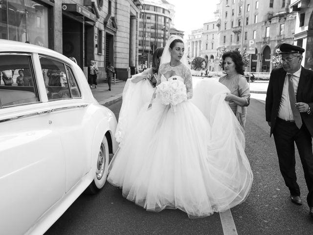 Il matrimonio di Massimo e Chiara a Milano, Milano 6