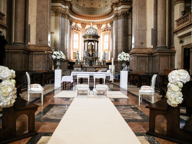 Il matrimonio di Massimo e Chiara a Milano, Milano 8