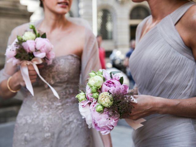 Il matrimonio di Massimo e Chiara a Milano, Milano 9