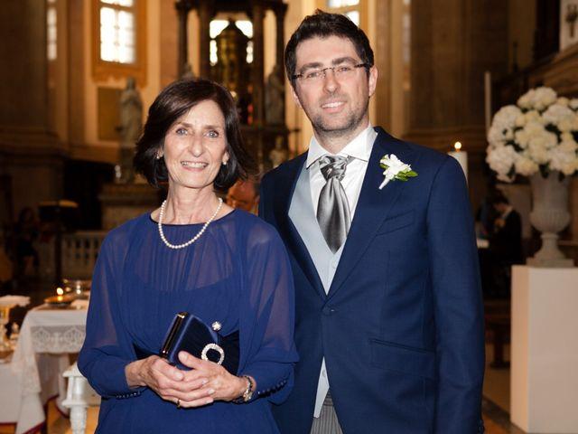 Il matrimonio di Massimo e Chiara a Milano, Milano 14