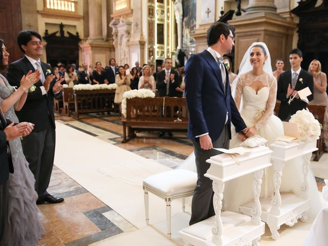 Il matrimonio di Massimo e Chiara a Milano, Milano 20