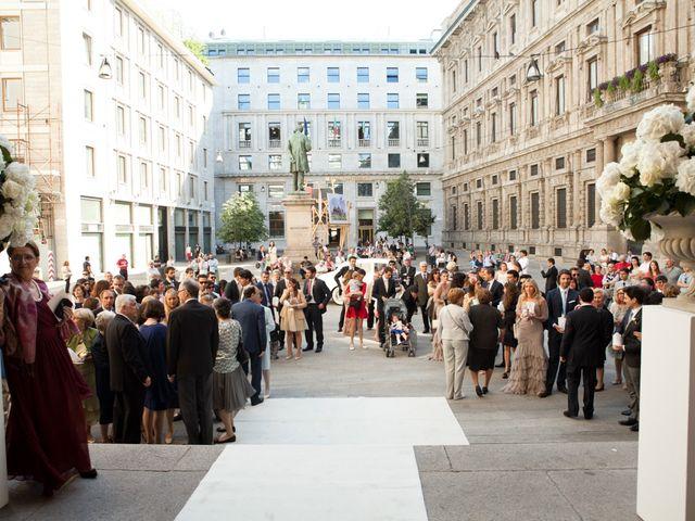Il matrimonio di Massimo e Chiara a Milano, Milano 21