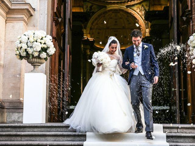 Il matrimonio di Massimo e Chiara a Milano, Milano 22