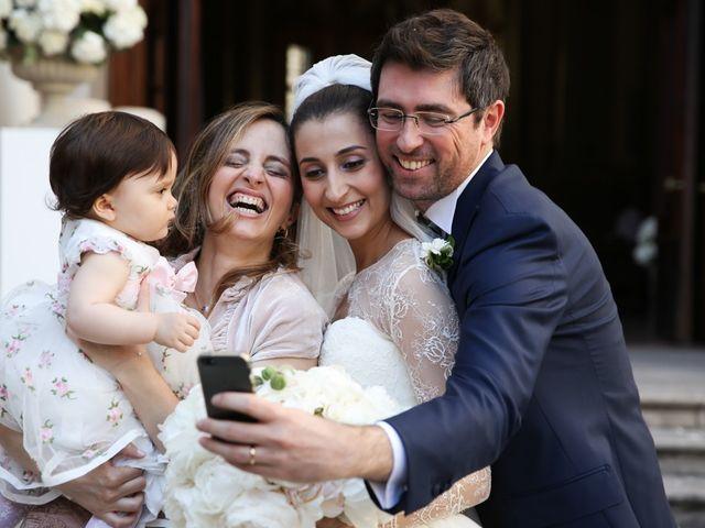 Il matrimonio di Massimo e Chiara a Milano, Milano 23