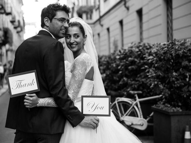 Il matrimonio di Massimo e Chiara a Milano, Milano 25