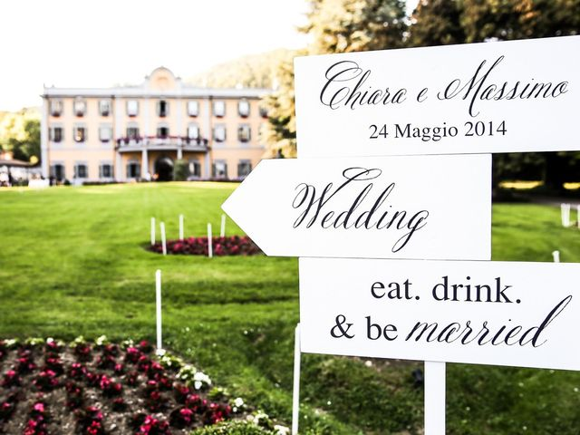 Il matrimonio di Massimo e Chiara a Milano, Milano 26