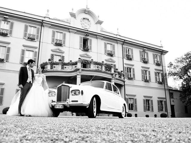 Il matrimonio di Massimo e Chiara a Milano, Milano 27