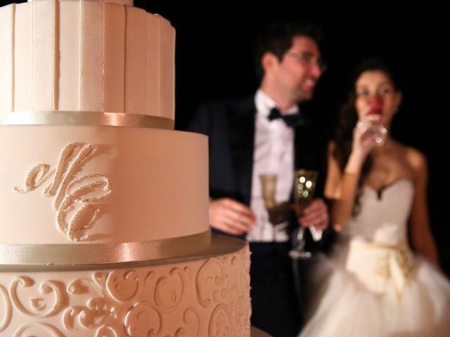 Il matrimonio di Massimo e Chiara a Milano, Milano 36