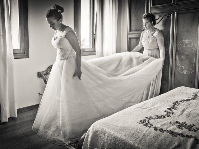 Il matrimonio di Marco e Francesca a Spresiano, Treviso 19