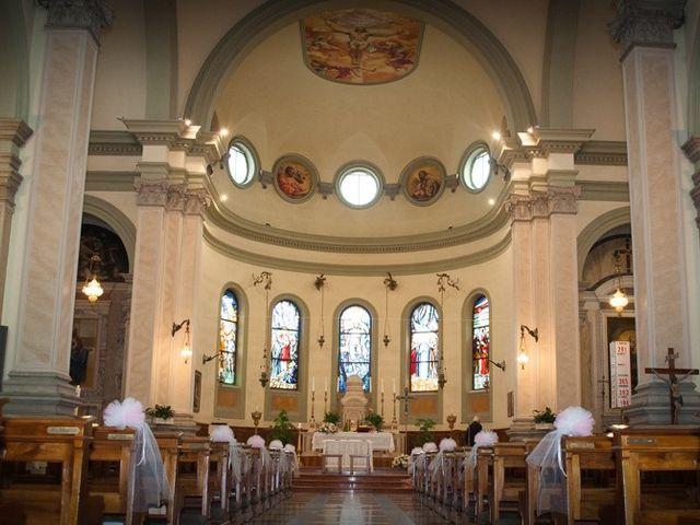 Il matrimonio di Marco e Francesca a Spresiano, Treviso 34