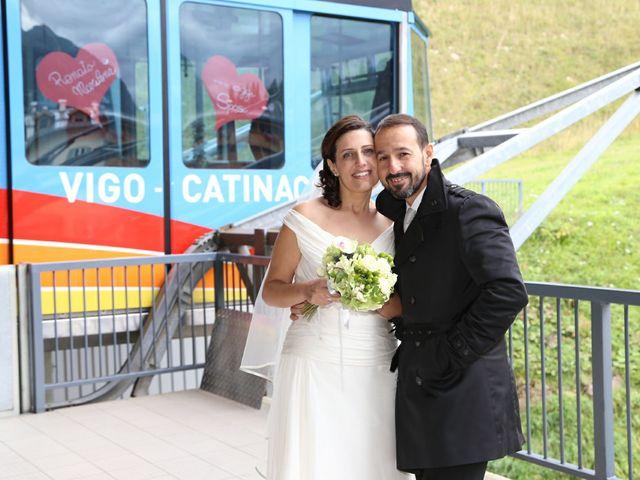 Il matrimonio di Marilena e Renato a Vigo di Fassa, Trento 1