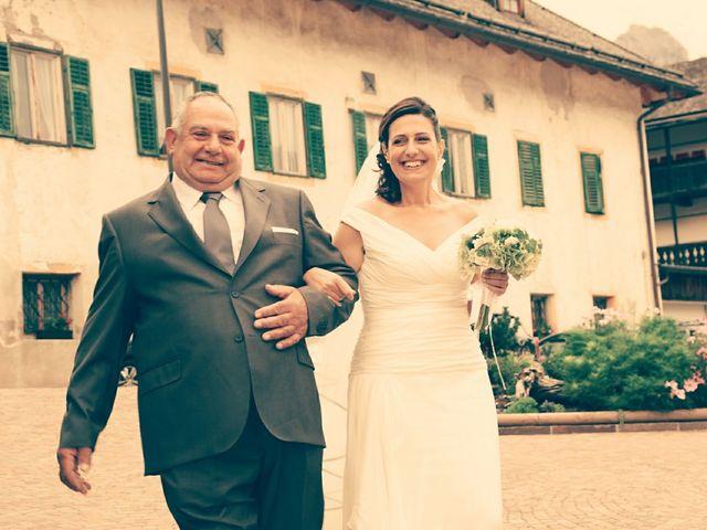 Il matrimonio di Marilena e Renato a Vigo di Fassa, Trento 4