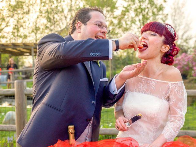 Il matrimonio di Federico e Laura a Abbiategrasso, Milano 48
