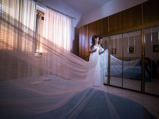 Il matrimonio di Sergio e Claudia a Castrignano del Capo, Lecce 13