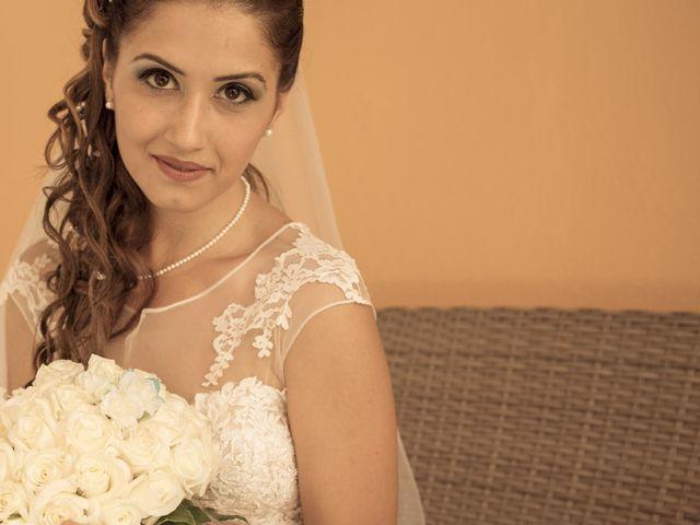 Il matrimonio di Sergio e Claudia a Castrignano del Capo, Lecce 14