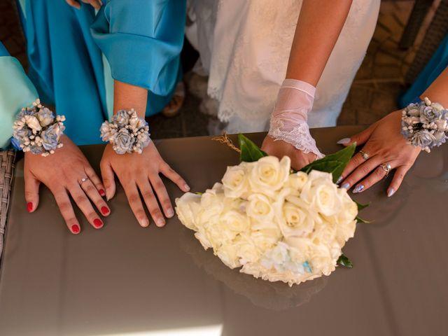 Il matrimonio di Sergio e Claudia a Castrignano del Capo, Lecce 17