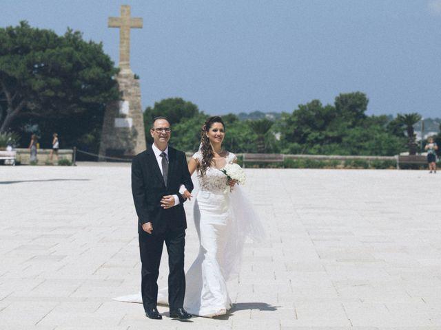 Il matrimonio di Sergio e Claudia a Castrignano del Capo, Lecce 18