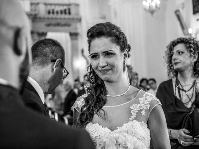 Il matrimonio di Sergio e Claudia a Castrignano del Capo, Lecce 19