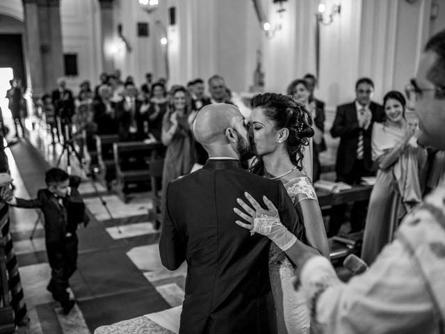 Il matrimonio di Sergio e Claudia a Castrignano del Capo, Lecce 20