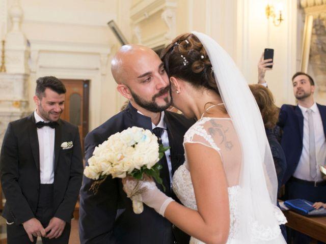 Il matrimonio di Sergio e Claudia a Castrignano del Capo, Lecce 21