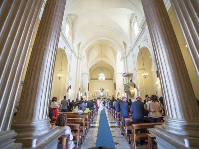 Il matrimonio di Sergio e Claudia a Castrignano del Capo, Lecce 22