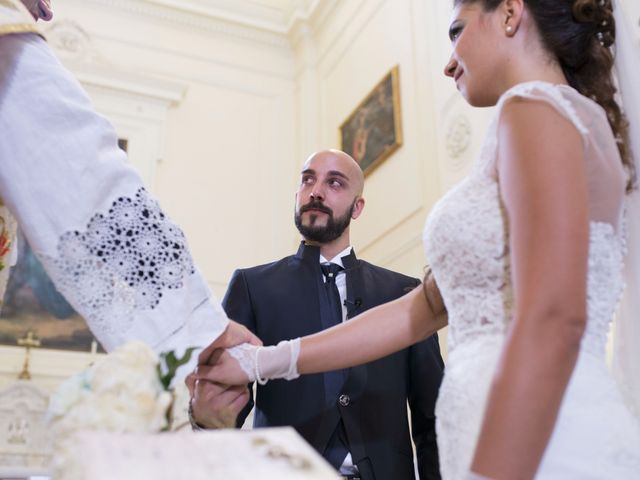 Il matrimonio di Sergio e Claudia a Castrignano del Capo, Lecce 24