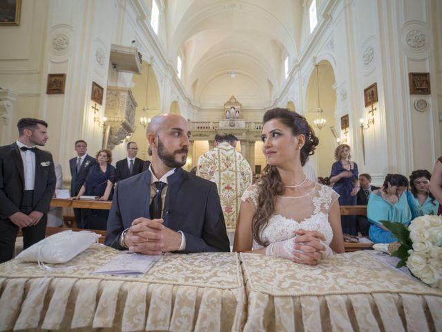 Il matrimonio di Sergio e Claudia a Castrignano del Capo, Lecce 25