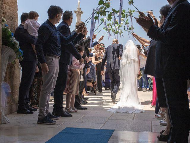 Il matrimonio di Sergio e Claudia a Castrignano del Capo, Lecce 26