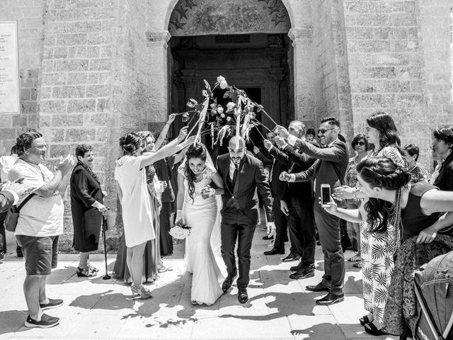 Il matrimonio di Sergio e Claudia a Castrignano del Capo, Lecce 27