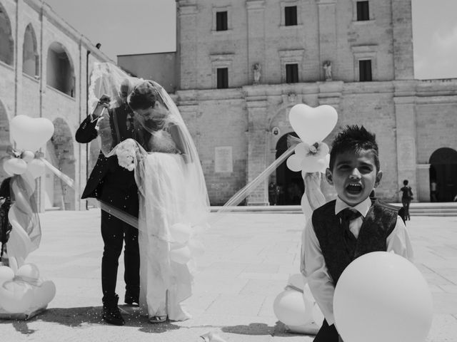 Il matrimonio di Sergio e Claudia a Castrignano del Capo, Lecce 28