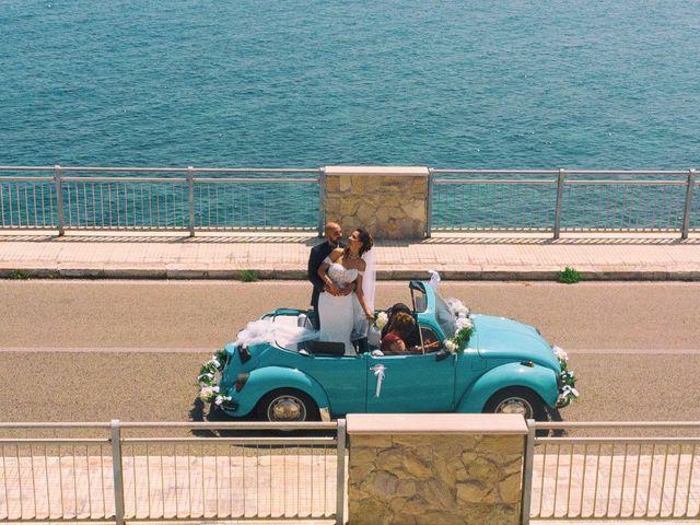 Il matrimonio di Sergio e Claudia a Castrignano del Capo, Lecce 29