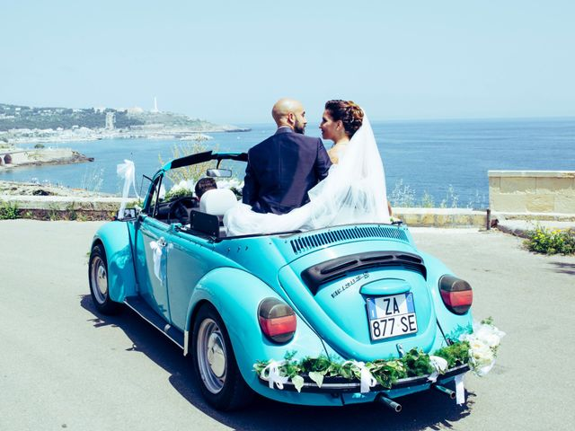 Il matrimonio di Sergio e Claudia a Castrignano del Capo, Lecce 31