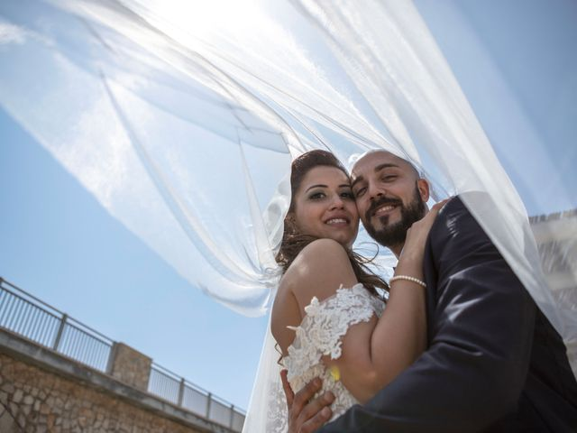 Il matrimonio di Sergio e Claudia a Castrignano del Capo, Lecce 32