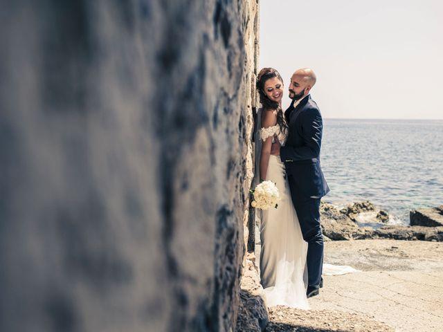 Il matrimonio di Sergio e Claudia a Castrignano del Capo, Lecce 33