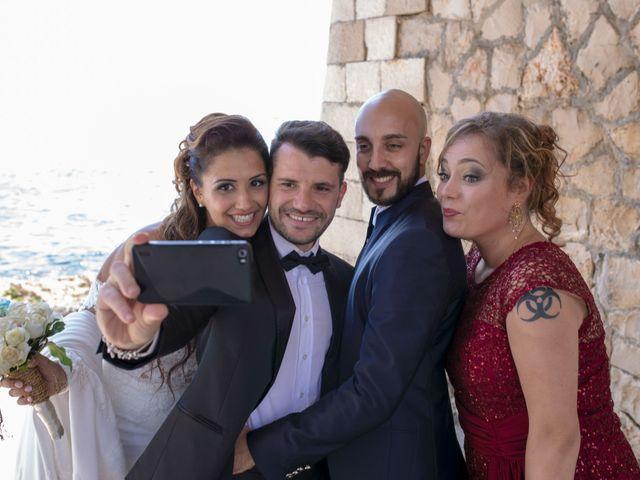 Il matrimonio di Sergio e Claudia a Castrignano del Capo, Lecce 34