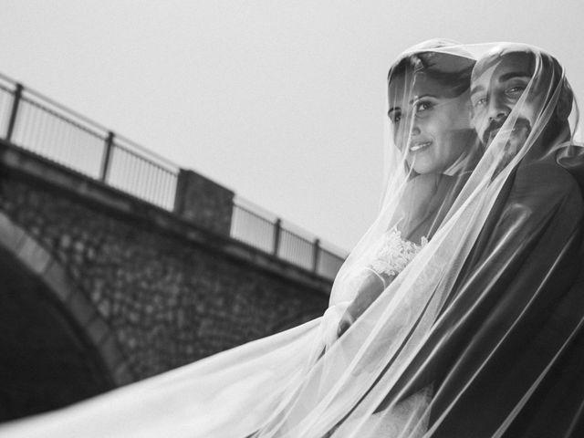Il matrimonio di Sergio e Claudia a Castrignano del Capo, Lecce 36