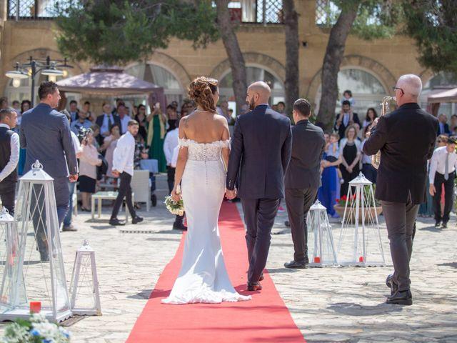 Il matrimonio di Sergio e Claudia a Castrignano del Capo, Lecce 37