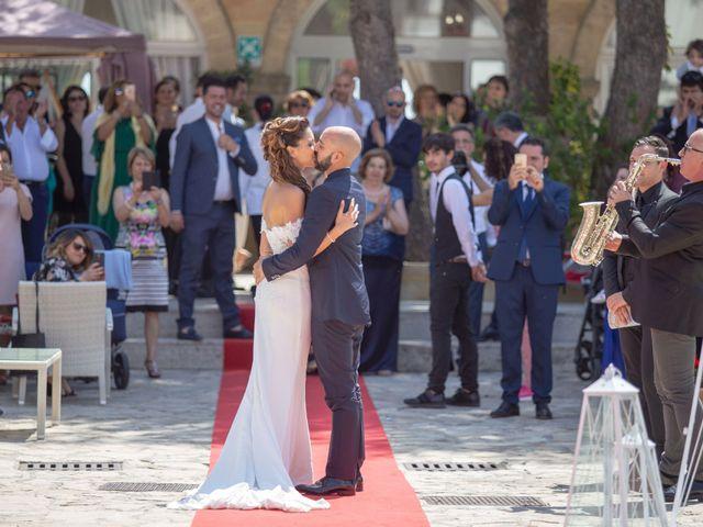 Il matrimonio di Sergio e Claudia a Castrignano del Capo, Lecce 38