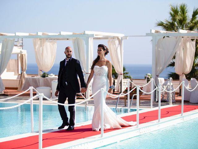 Il matrimonio di Sergio e Claudia a Castrignano del Capo, Lecce 40