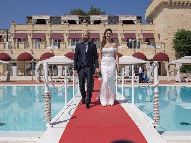 Il matrimonio di Sergio e Claudia a Castrignano del Capo, Lecce 41