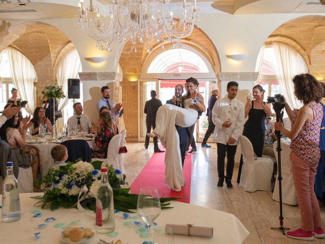 Il matrimonio di Sergio e Claudia a Castrignano del Capo, Lecce 46