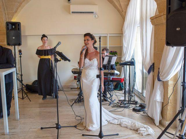 Il matrimonio di Sergio e Claudia a Castrignano del Capo, Lecce 48