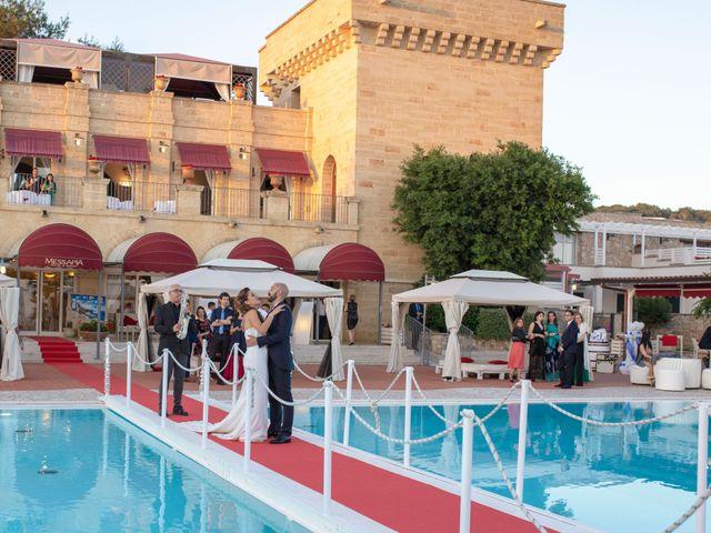 Il matrimonio di Sergio e Claudia a Castrignano del Capo, Lecce 49
