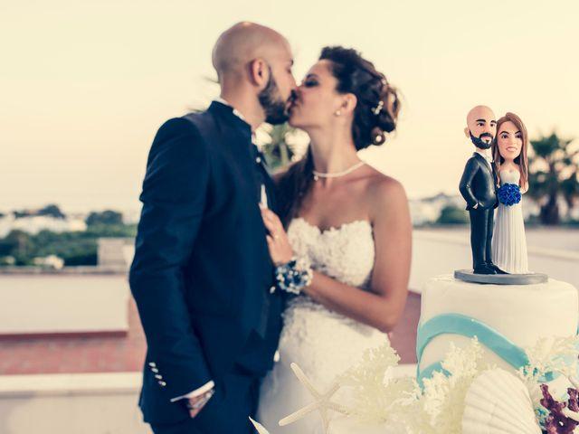 Il matrimonio di Sergio e Claudia a Castrignano del Capo, Lecce 50