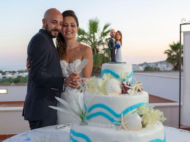 Il matrimonio di Sergio e Claudia a Castrignano del Capo, Lecce 51