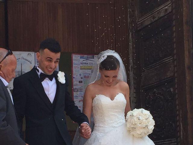 Il matrimonio di Alessandro e Marta a Sorso, Sassari 1