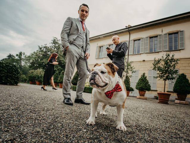 Il matrimonio di Francesco e Lidia a Agrate Brianza, Monza e Brianza 57