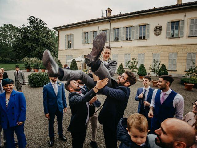 Il matrimonio di Francesco e Lidia a Agrate Brianza, Monza e Brianza 58