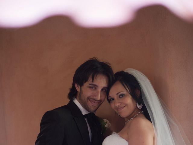 Il matrimonio di Alessio e Valeria a Gropello Cairoli, Pavia 5